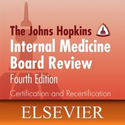 Johns Hopkins Internal Medicine Board Review, 4/E