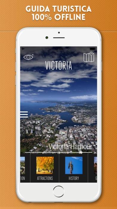 Screenshot of Victoria Guida Turistica con Mappe Offline1