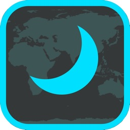 World Live Moon -global moon finder