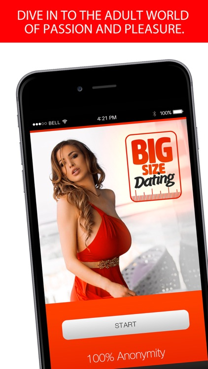 Big Size Dating - free chat for date and meetup