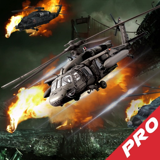 A Revenge In The Sky Of Helices Pro - A Helicopter Hypnotic X-treme Game