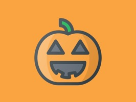 Halloween stickers pack for iMessages