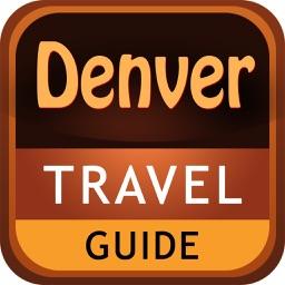 Denver Offline Map Travel  Guide