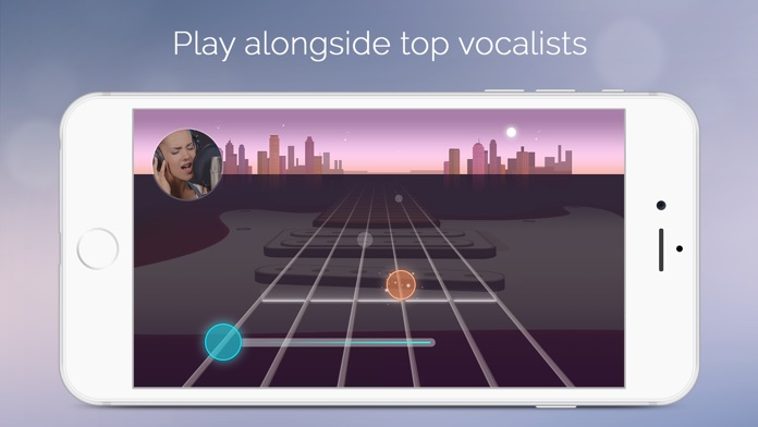 Guitar Game with Real Songs Screenshot