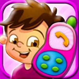 Kids Phone Galore - preschool toddler toy games