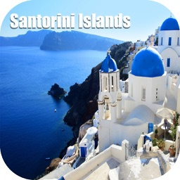 Santorini Islands Greece Tourist Travel Guide