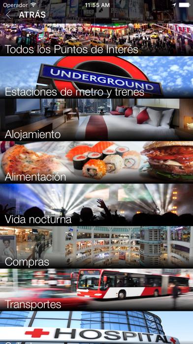 Barranquilla mapa offline y guía de viajeCaptura de pantalla de2