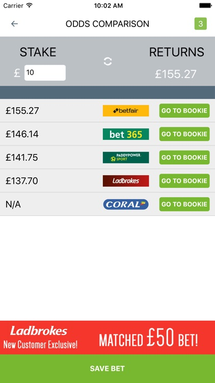 Beat The Bookies Today by me-too net Ltd