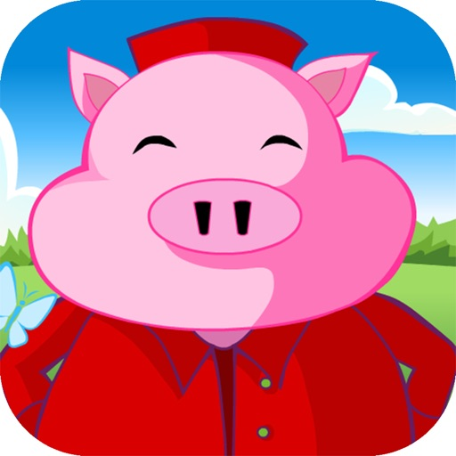 The Three Little Pigs (Kids Story Book)