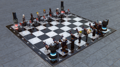 Political Chess 3D screenshot three