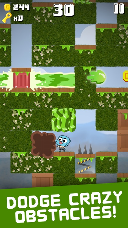 Super Slime Blitz – Gumball Endless Arcade Climber screenshot-1
