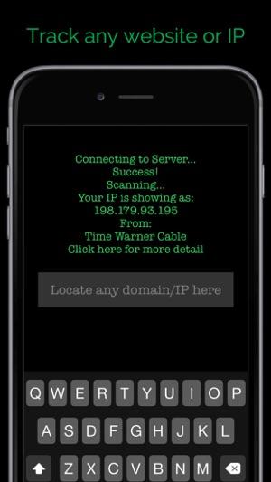 Track That IP-Server Locator-IP Address Tracker on the App Store