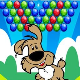 Puppy Dog Pop Bubble Ball Shooter