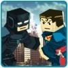 创建超级英雄游戏 - 打扮联手漫画