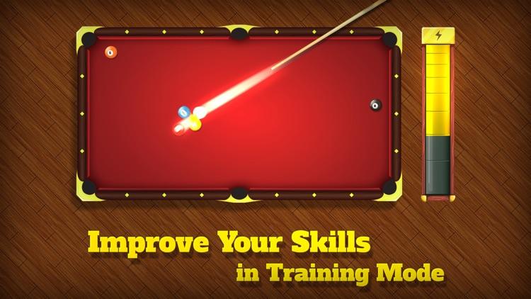 Billiards: 8 Ball Snooker Pool screenshot-3