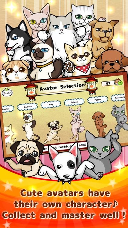 Wan!! Nyan!! Kung fu of Dog&Cat