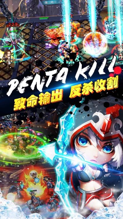 天天超神-卡牌!全民5v5炫斗战争游戏 screenshot-4