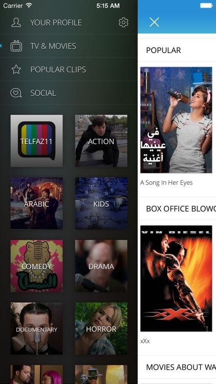 Telly - Watch TV & Movies screenshot-4