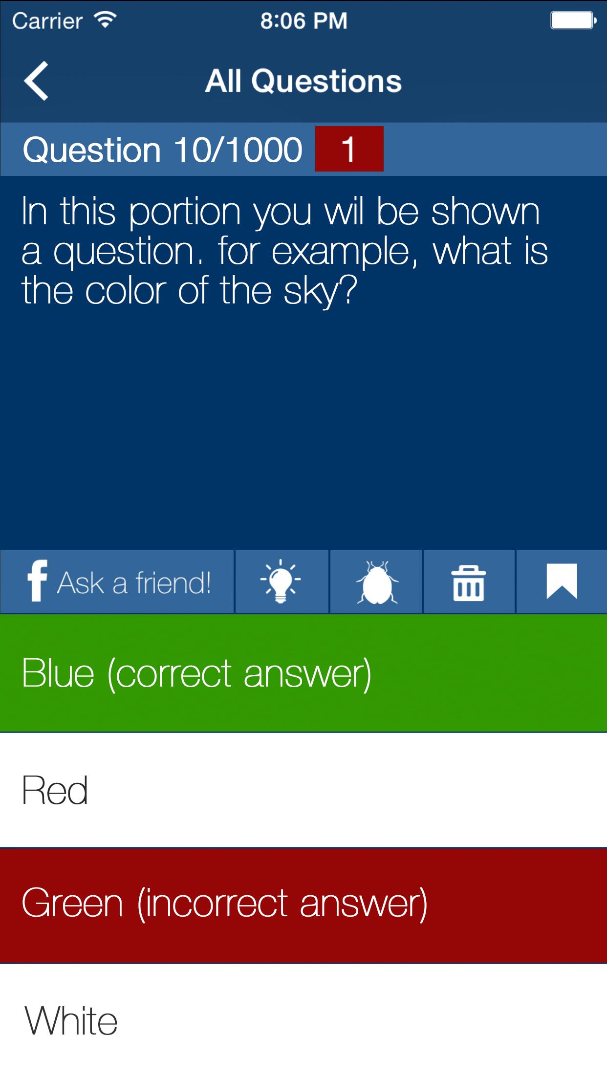 ATI Teas Practice Test Prep Screenshot