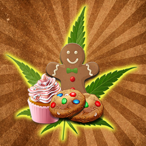 Baked! - 50 New Medical Marijuana Cookbook Recipes app