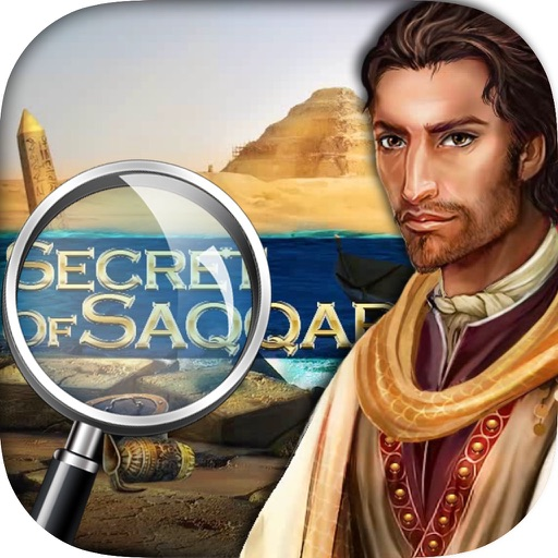Secret of Saqqara Hidden Objects Game
