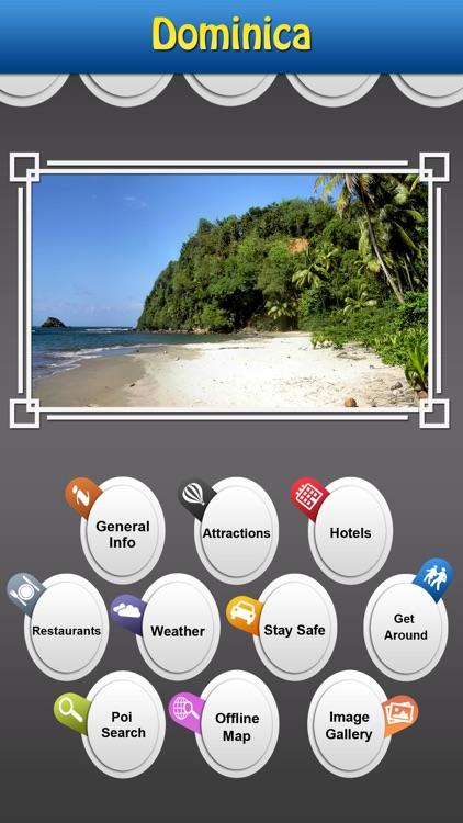 Dominica Island Offline Travel Guide
