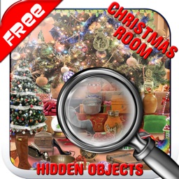 Christmas Mystery Room Hidden Object