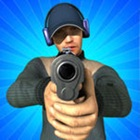 Police Shooting Range - Free 3d shooting games icon