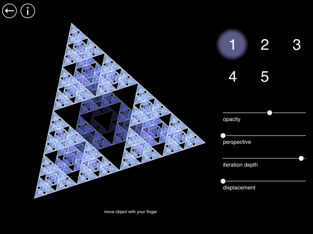 Math to Touch Screenshot