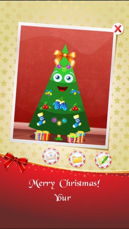 123 Kids Fun Christmas Tree- Christmas games free screenshot-4