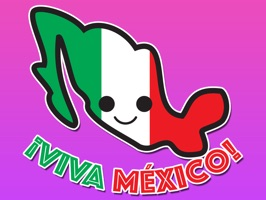 Viva Mexico - Stickers