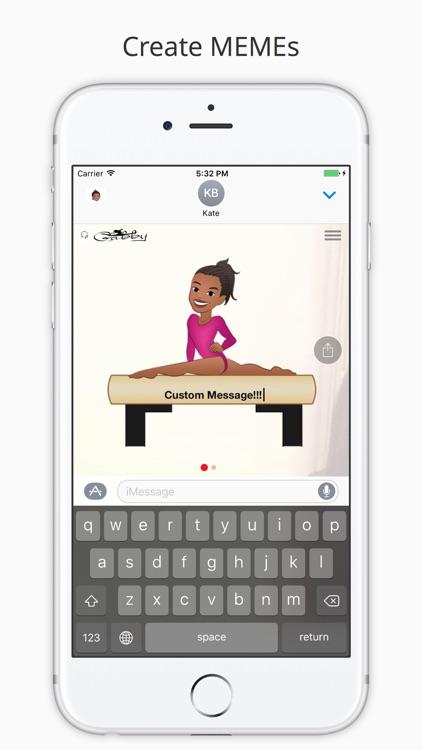 Gabbymoji screenshot-3