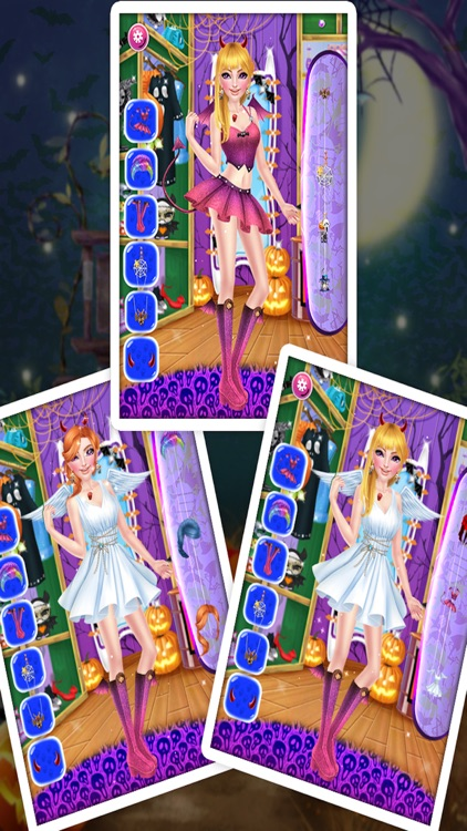 Halloween Salon 2 screenshot-4