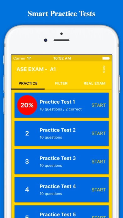 ase engine performance practice test
