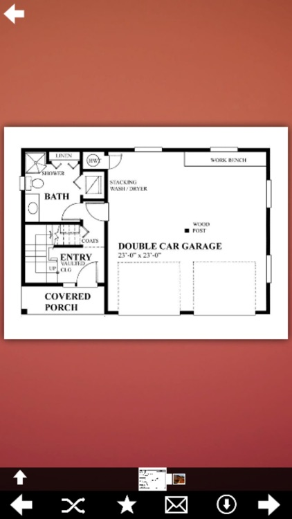 Garage With Living Space Plans screenshot-3