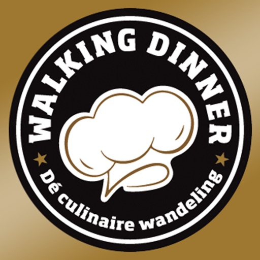 Walking Dinner app logo