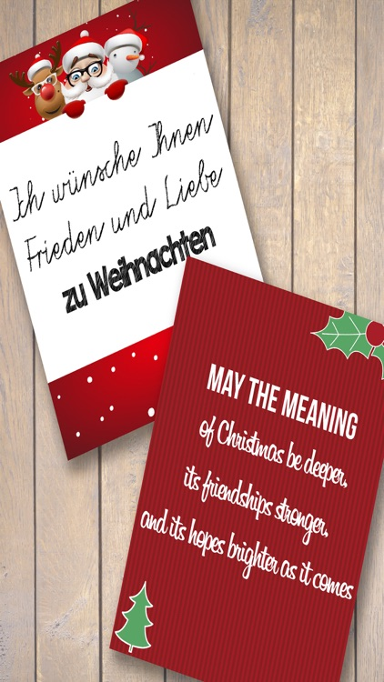 New Christmas Cards 2016 & messages – Pro