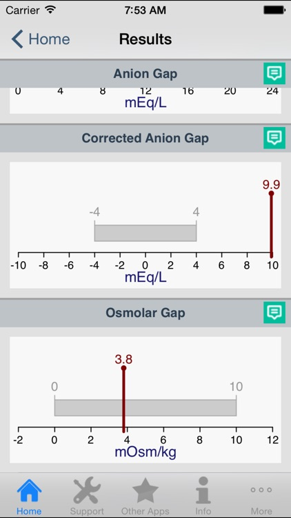 Acid-Base Calculator screenshot-4
