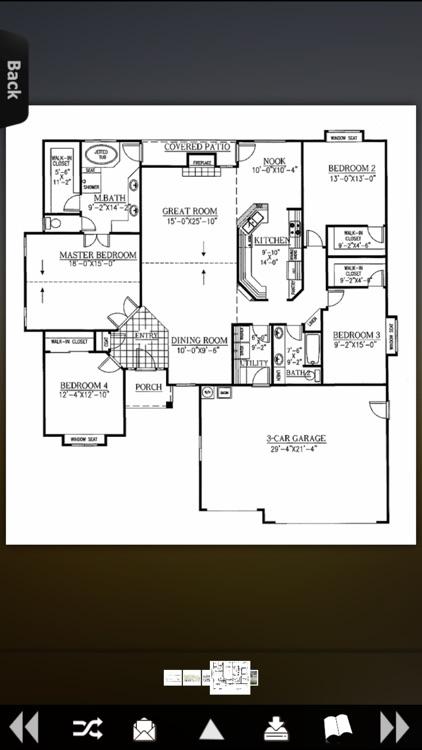 House Plans - Ranch screenshot-4