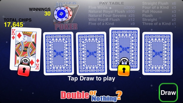 Joker Poker 88 screenshot-4