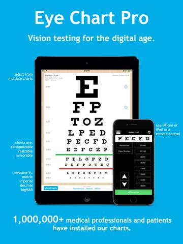 Eye Chart Pro - 視力検査のおすすめ画像1