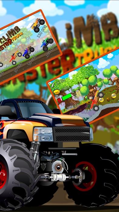 Car Truck Hill Racing : Monster Mountain Climb