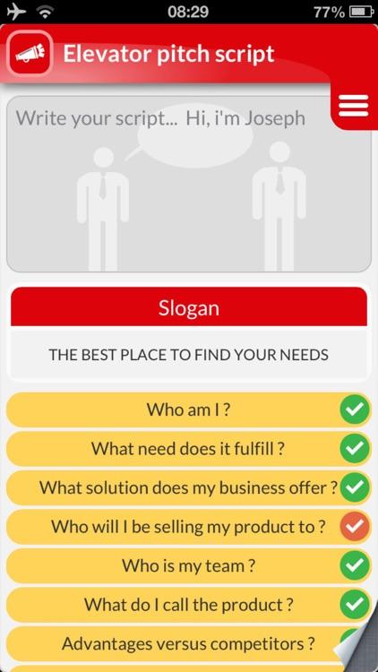 Entrepreneur : Develop your Business model screenshot-3