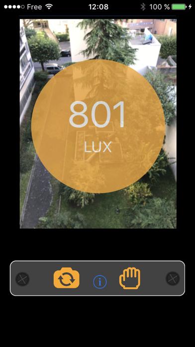 LUX Light Meter FREEのおすすめ画像1