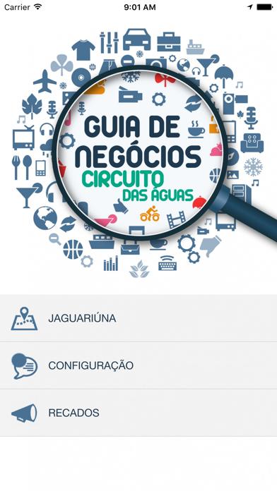 GUIA NEGÓCIOS CIRCUITO ÁGUAS