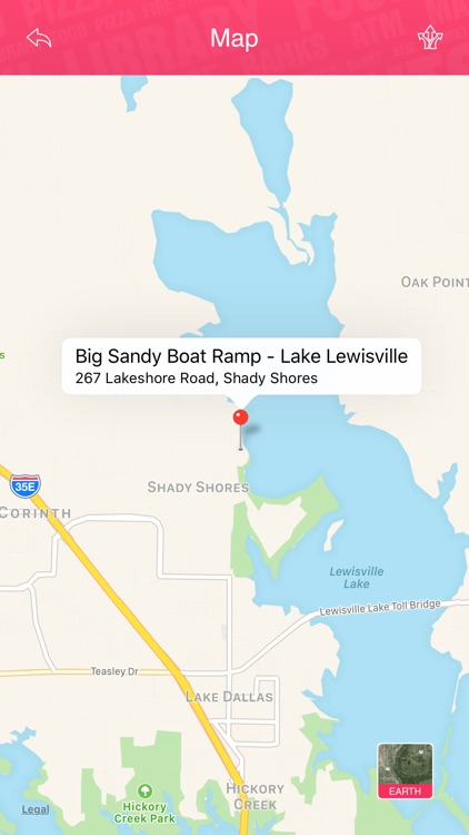 Texas Boat Ramps screenshot-3