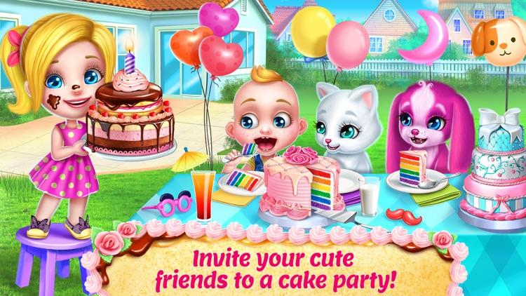 Real Cake Maker 3D Bakery screenshot-4