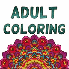 Activities of Adult Coloring Book Color Therapy Pages Stress