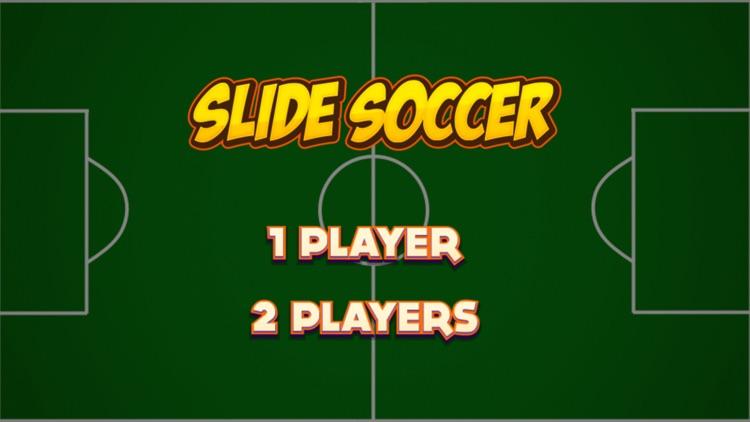 Slide Soccer - Multiplayer Soccer Score Goals!