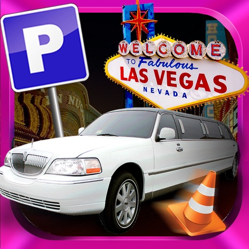 Limousine Car Valet Parking In Las Vegas City Take The Vip Guest